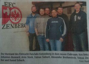Vorstand des EFC-Katzenberg